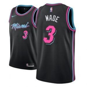 Miami Heat Dwyane Wade #3 Jersey
